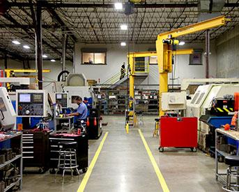 Advanced Manufacturing Skills